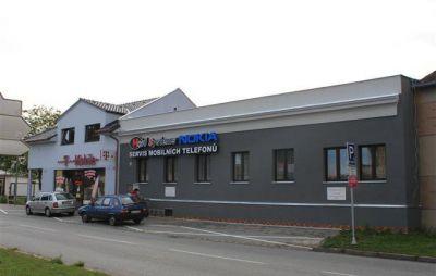 Polyfunkční dům Uničov